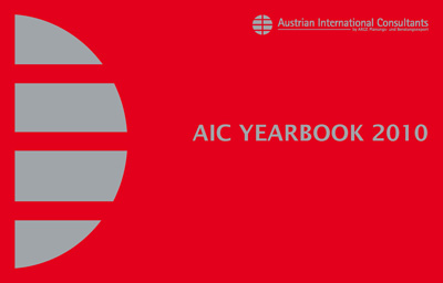 Cover AIC Yearbook 2010